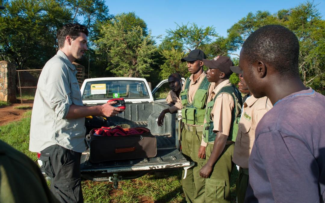 Apteczki już w Zimbabwe